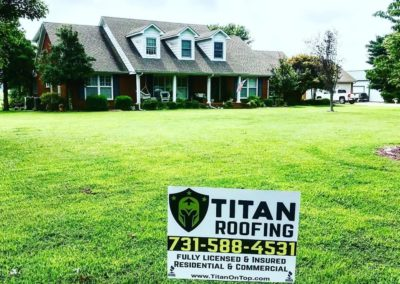 Residential roofing services Jackson TN