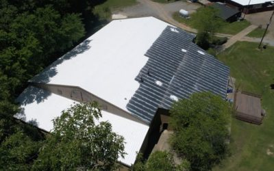 Advantages of Commercial Metal Roofing in Jackson TN