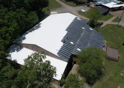 Metal roof coating Jackson TN