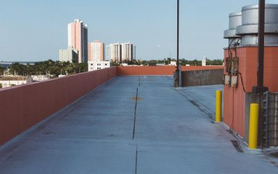 5 Serious Repercussions of Pooling Water on Your Commercial Roof