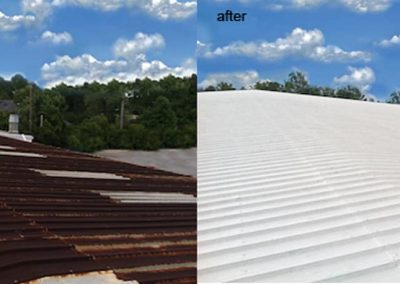 Commercial roofs in Jackson TN